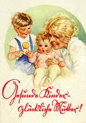 glueckliche Kinder - glueckliche Muetter  1935