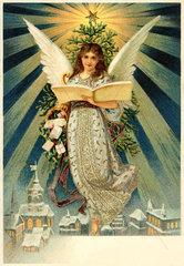 Weihnachtsengel  1913