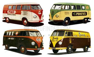 VW Bus T1  Transporter  50er Jahre