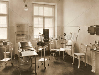 Operationsraum  um 1920