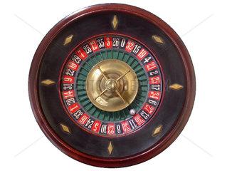 alter Roulettekessel aus den 20er Jahren