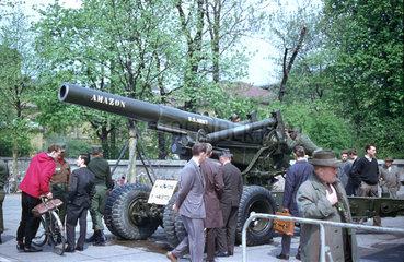 US-Army  Waffenschau in Muenchen  um 1961