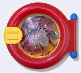 Symbol Geldwaesche