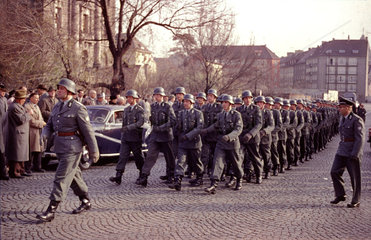Bundeswehr  um 1960