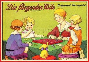 Gesellschaftsspiel  um 1926