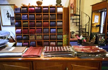 Krawattenladen