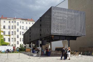 Berlin  Deutschland  das BMW Guggenheim Lab