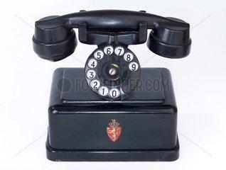 norwegisches Telefon  um 1934