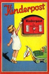 Kinderpost  um 1934