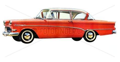 Opel Olympia Rekord  1957