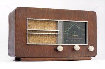 Radio Grundig Heinzelmann  1946
