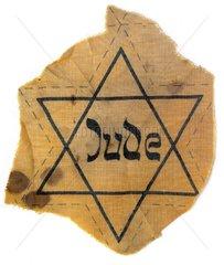 Judenstern  um 1943
