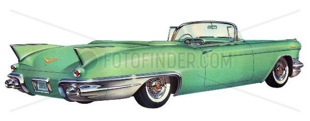 Cadillac Strassenkreuzer 1957