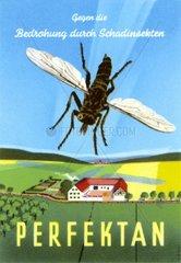 Werbung fuer Insektizid um 1936