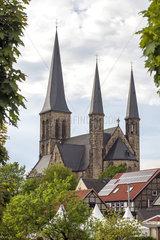 Pfarrkirche St. Margareta  Der Dom von Wadersloh