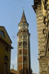 Italy  Milan San Gottardo in Corte church