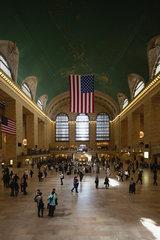 Grand Central Station  New York City  New York  USA