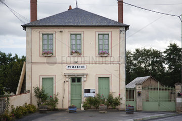 Rustic town hall building  France