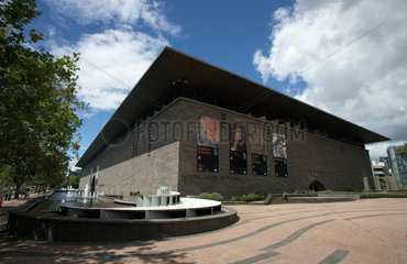 Melbourne  Australien  die National Gallery of Victoria