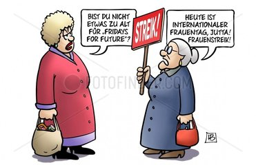 Int. Frauentag 2019