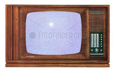 erster deutscher Farbfernseher 1967