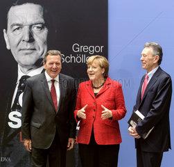 Schroeder + Merkel + Schoellgen