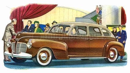 neues Plymouth Modell 1941