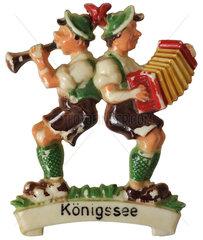 bayerische Musikanten  Souvenir  1959