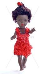 alte Puppe aus den 60er Jahren
