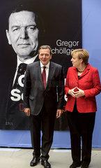 Schroeder + Merkel