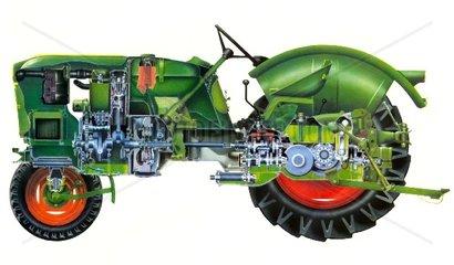 Traktor 1962