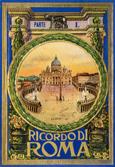 Rom  Touristenfuehrer  1926