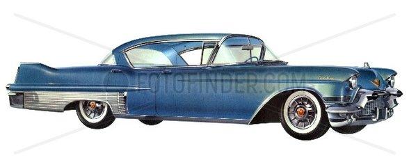 Strassenkreuzer Cadillac 1957