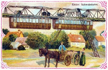 Schwebebahn 1903