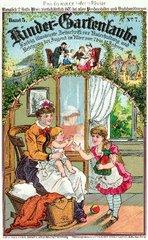 Kinderzeitschrift 1888