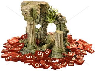 Symbolfoto Griechenland-Krise