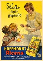 Kindernahrung um 1930