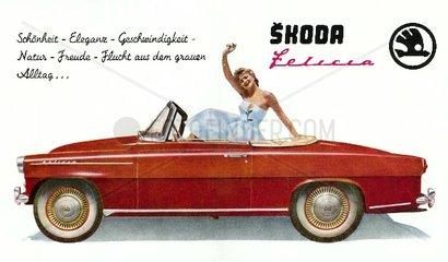 Skoda Sportwagen 1959