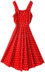 originales Sommerkleid aus den Fuenfzigern  1959