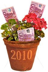 Symbolfoto Wirtschaftsaussichten 2010