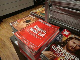 Spiegel-Hefte