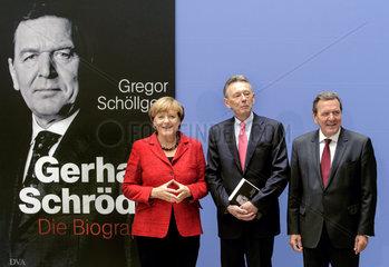 Merkel + Schoellgen + Schroeder