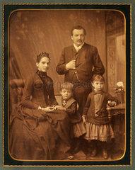 Familie  1887