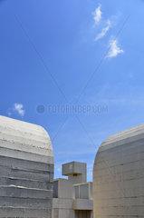 Das Miro-Museum in Barcelona  Spanien.