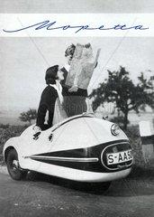 Kleinstwagen Mopetta 1958