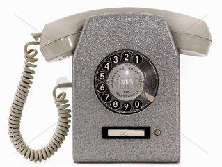 Wandtelefon DDR  1963