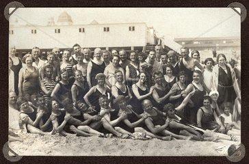 Urlaub auf Ruegen 1924
