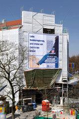 Plakat-Aktion Bund der Steuerzahler  Muenchen