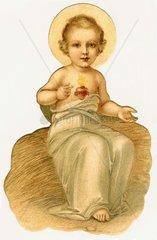 Jesuskind um 1900