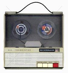 Neckermann Tonband 1968